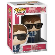 Фигурка Baby Driver - POP! Movies - Baby (9.5 см)