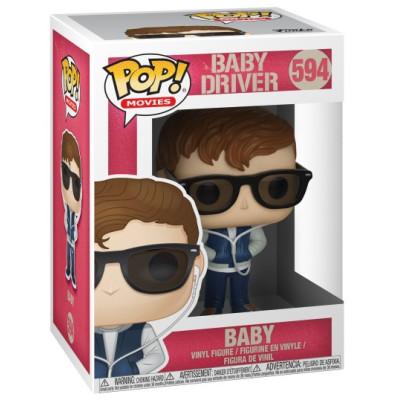 Фигурка Funko Baby Driver - POP! Movies - Baby 30672 (9.5 см)