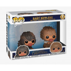 Набор фигурок Fantastic Beasts: The Crimes of Grindelwald - POP - Baby Nifflers (9.5 см)