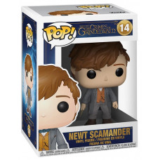 Фигурка Fantastic Beasts: The Crimes of Grindelwald - POP - Newt Scamander (9.5 см)
