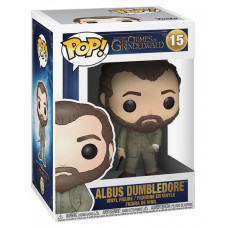 Фигурка Fantastic Beasts: The Crimes of Grindelwald - POP - Albus Dumbledore (9.5 см)