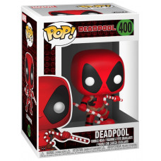 Головотряс Deadpool: Holiday - POP! - Deadpool (9.5 см)