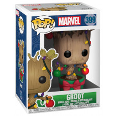 Головотряс Marvel: Holiday - POP! - Groot (9.5 см)