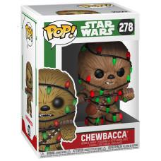 Головотряс Star Wars: Holiday - POP! - Chewbacca (9.5 см)