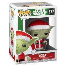 Головотряс Star Wars: Holiday - POP! - Yoda (9.5 см)