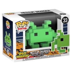 Фигурка Space Invaders - POP! 8-Bit - Medium Invader (9.5 см)