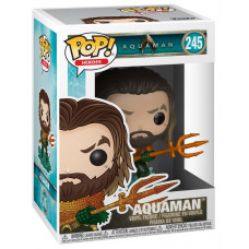 Фигурка Aquaman - POP! Heroes - Aquaman (9.5 см)