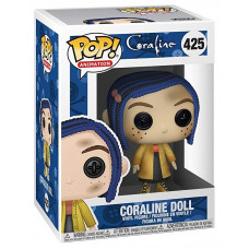 Фигурка Coraline - POP! Animation - Coraline Doll (9.5 см)