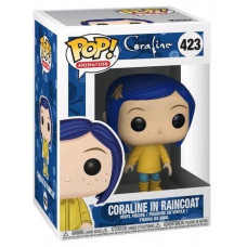 Фигурка Coraline - POP! Animation - Coraline in Raincoat (9.5 см)