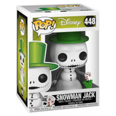 Фигурка Nightmare Before Christmas - POP! - Snowman Jack (9.5 см)