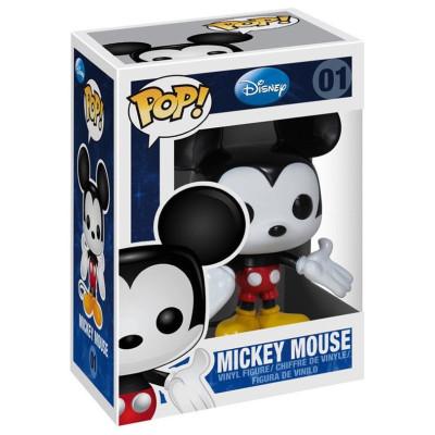 Фигурка Funko Mickey Mouse - POP! - Mickey Mouse 2342 (9.5 см)