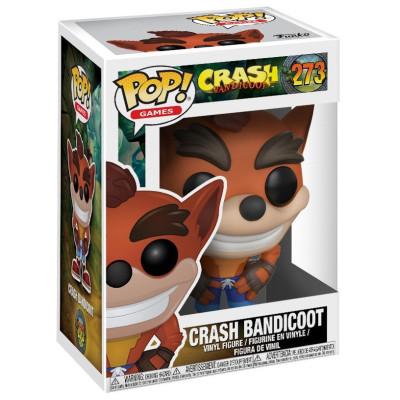 Фигурка Crash Bandicoot - POP! Games - Crash Bandicoot (9.5 см)
