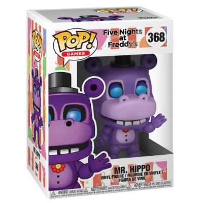 Фигурка Five Nights at Freddy's - POP! Games - Mr Hippo (9.5 см)