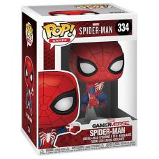 Головотряс Marvel Spider-Man - POP! Games - Spider-Man (9.5 см)