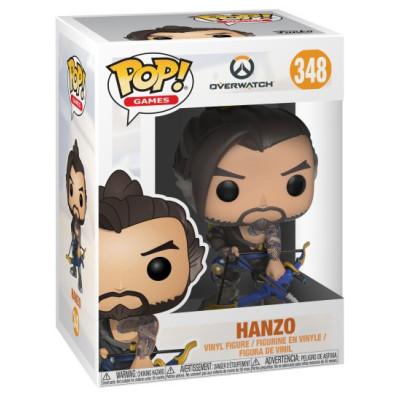 Фигурка Overwatch - POP! Games - Hanzo (9.5 см)