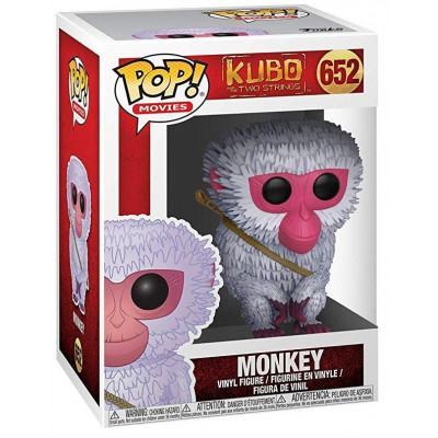 Фигурка Funko KUBO and the Two Strings - Pop! Movies - Monkey 32829 (9.5 см)
