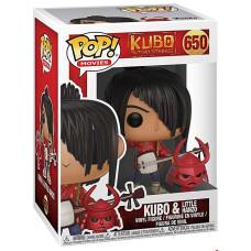 Фигурка KUBO and the Two Strings - Pop! Movies - KUBO & Little Hanzo (9.5 см)