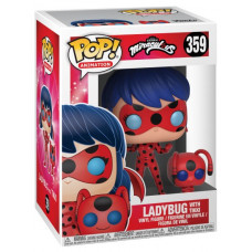 Фигурка Miraculous - POP! Animation - Ladybug with Tikki (9.5 см)
