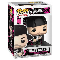 Фигурка Blink 182 - POP! Rocks - Travis Barker (9.5 см)