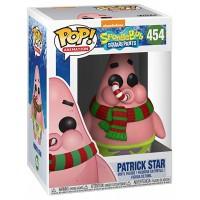 Фигурка Spongebob Squarepants Holiday - POP! Animation - Patrick Star (9.5 см)