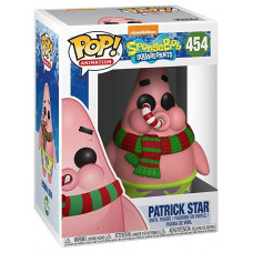 Фигурка Spongebob Squarepants Holiday - POP! Animation - Patrick Star (9.5 см)