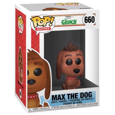 Фигурка Funko The Grinch - POP! Movies - Max the dog 33027 (9.5 см)