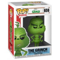 Фигурка The Grinch - POP! Movies - The Grinch (9.5 см)