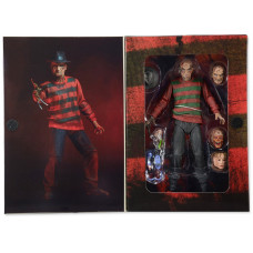 Фигурка A Nightmare on Elm Street: 30th Anniversary - Action Figure Ultimate - Freddy (17 см)