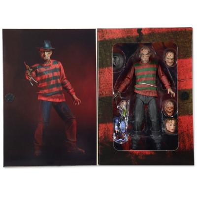 Фигурка NECA A Nightmare on Elm Street: 30th Anniversary - Action Figure Ultimate - Freddy (17 см)