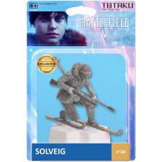 Фигурка Battlefield V - TOTAKU Collection - Solveig (10 см)
