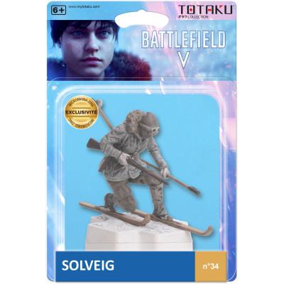 Фигурка TOTAKU Battlefield V - Collection - Solveig (10 см)