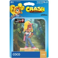 Фигурка Crash Bandicoot - TOTAKU Collection - Coco (10 см)