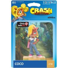 Фигурка Crash Bandicoot - TOTAKU Collection - Coco (10 см)