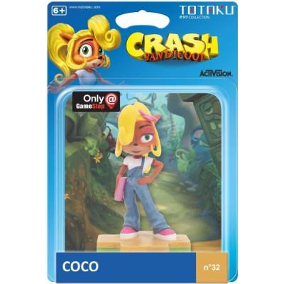 Фигурка TOTAKU Crash Bandicoot - Collection - Coco (10 см)