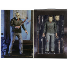 Фигурка Friday the 13th Part 3 - Action Figure Ultimate - Jason (17 см)