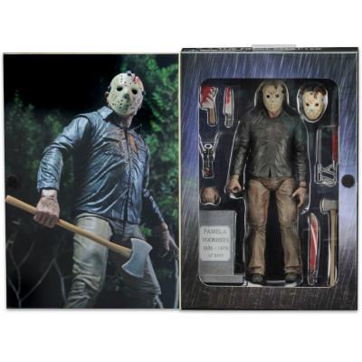 Фигурка Friday the 13th Part 4 - Action Figure Ultimate - Jason (17 см)