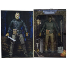 Фигурка Friday the 13th Part 6 - Action Figure Ultimate - Jason (17 см)