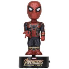 Телотряс Avengers: Infinity War - Spider-Man (на солнечной батарее, 15 см)
