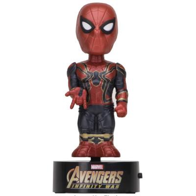 Фигурка NECA Телотряс Avengers: Infinity War - Spider-Man (на солнечной батарее) (15 см)