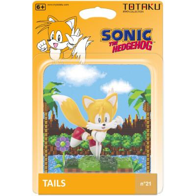 Фигурка Sonic the Hedgehog - TOTAKU Collection - Tails (10 см)