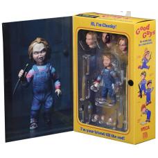 Фигурка Slasher Child's Play - Ultimate Action Figure - Chucky (10 см)