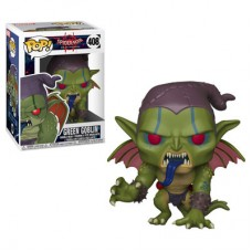 Головотряс Spider-Man: Into the Spider-Verse - POP! - Green Goblin (9.5 см)