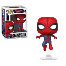 Головотряс Spider-Man: Into the Spider-Verse - POP! - Peter Parker (9.5 см)