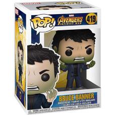 Головотряс Avengers: Infinity War - POP! - Bruce Banner (9.5 см)