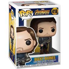 Головотряс Avengers: Infinity War - POP! - Bucky Barnes (9.5 см)
