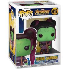 Головотряс Avengers: Infinity War - POP! - Young Gamora (9.5 см)