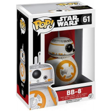 Головотряс Star Wars: Episode VII The Force Awakens - POP! - BB-8 (9.5 см)