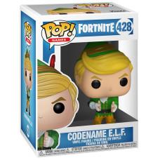 Фигурка Fortnite - POP! Games - Codename E.L.F (9.5 см)