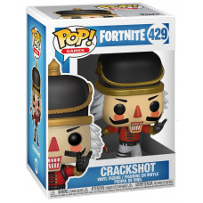 Фигурка Fortnite - POP! Games - Crackshot (9.5 см)