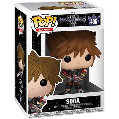 Фигурка Funko Kingdom Hearts 3 - POP! Games - Sora 34052 (9.5 см)